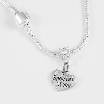 Niece necklace special Niece jewelry best niece present Favorite niece best gift