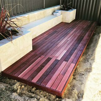 Composite and hardwood decking specialist!!