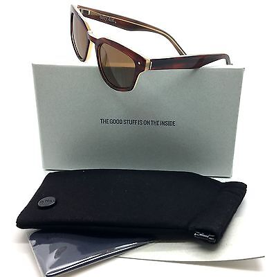 Grey Ant Red Sunglasses  AMPLIFIER  49 mm UV Protetion MSRP $260