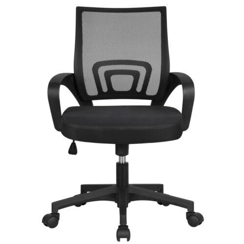 Adjustable Ergonomic Mesh Swivel Computer Office Desk Task C