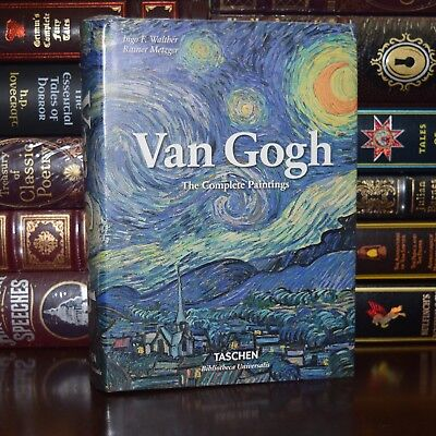 Vincent Van Gogh The Complete Paintings New Sealed Hardcover Collectible Gift](Vans Gifts)