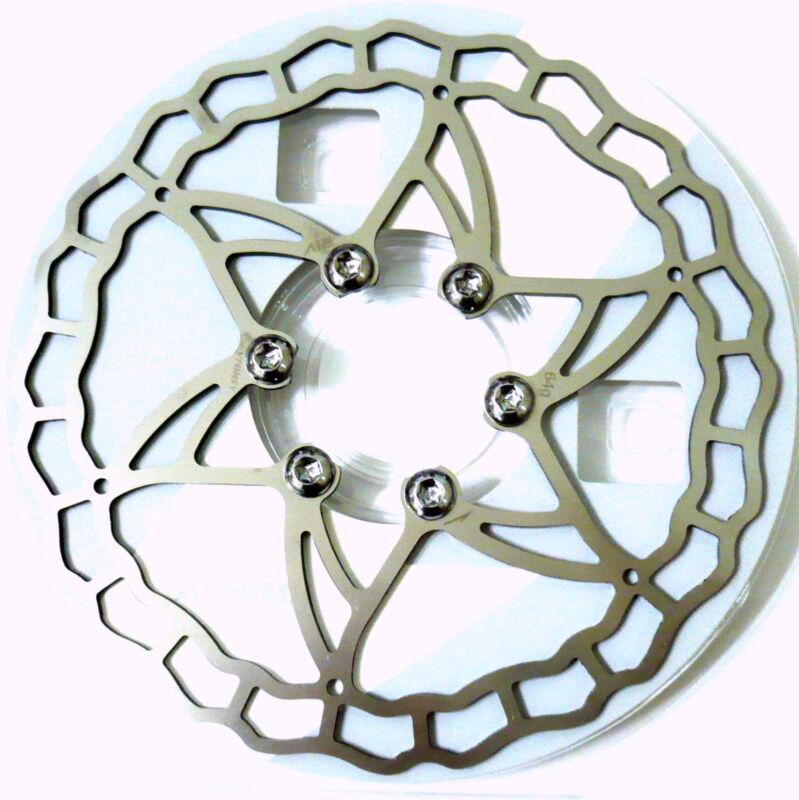 ASHIMA Ai2 Disc Rotor, 140mm, 64g, Silver, ABE x 20pcs for digitalch