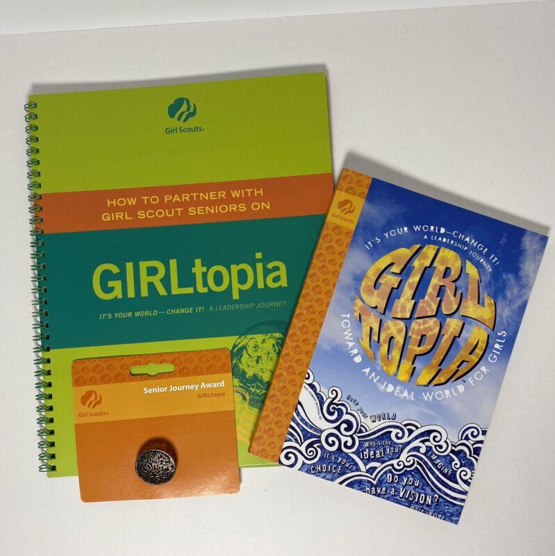 Senior Girl Scout Girltopia It