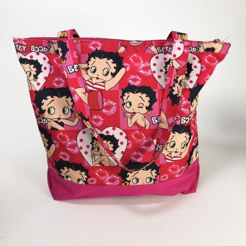 "Large Betty Boop Bag 17"" X 12.5"""