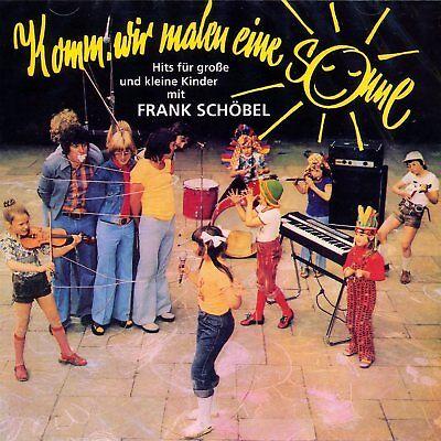 CD - Komm, wir malen eine Sonne /Hits für große u kleine, Frank Schöbel-Original
