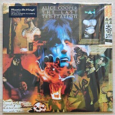 ALICE COOPER The Last Temptation LP