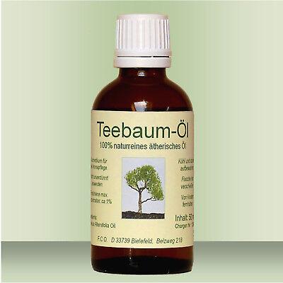 Teebaum Öl Teebaumöl, 500 ml, 100% naturreines ätherisches Öl (Australien) (L ätherisches öl)