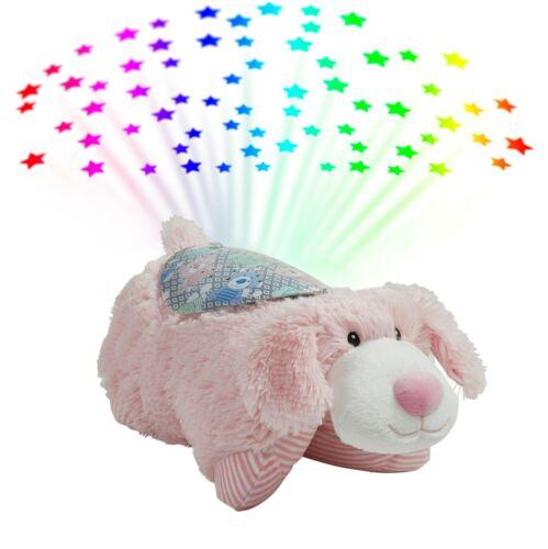 Pillow Pets Sleeptime Lites My First Pink Puppy Night Light