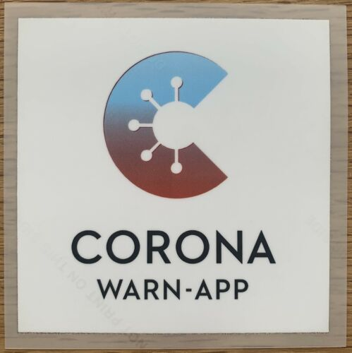 Corona-Warn-App im radio-today - Shop