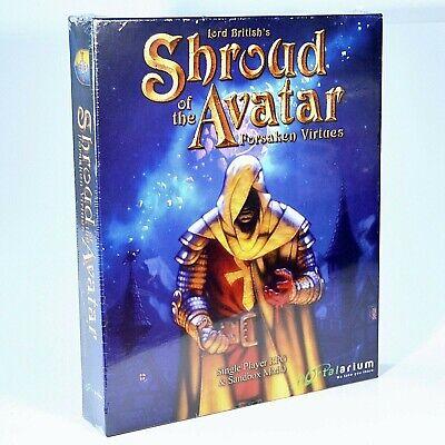 Shroud of the Avatar Forsaken Virtues Single Player RPG & Sandbox MMO Video Game