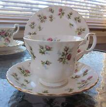 """Royal Albert Trio """"Winsome"""". Cabinet quality, made in England Trevallyn West Tamar Preview"""