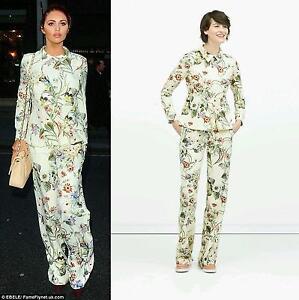 Zara Floral Blouse Ebay 90