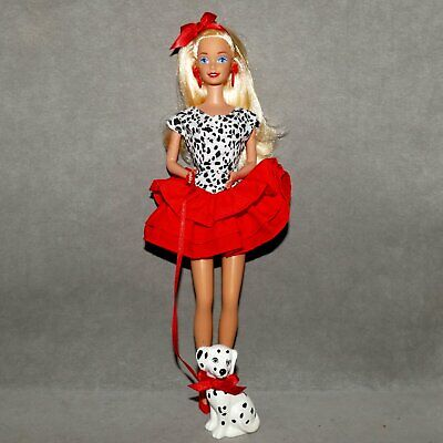 Barbie 1990s As Seen in Exclusives Book II GIft Set SPOTS n' DOTS 54 USA SELLER