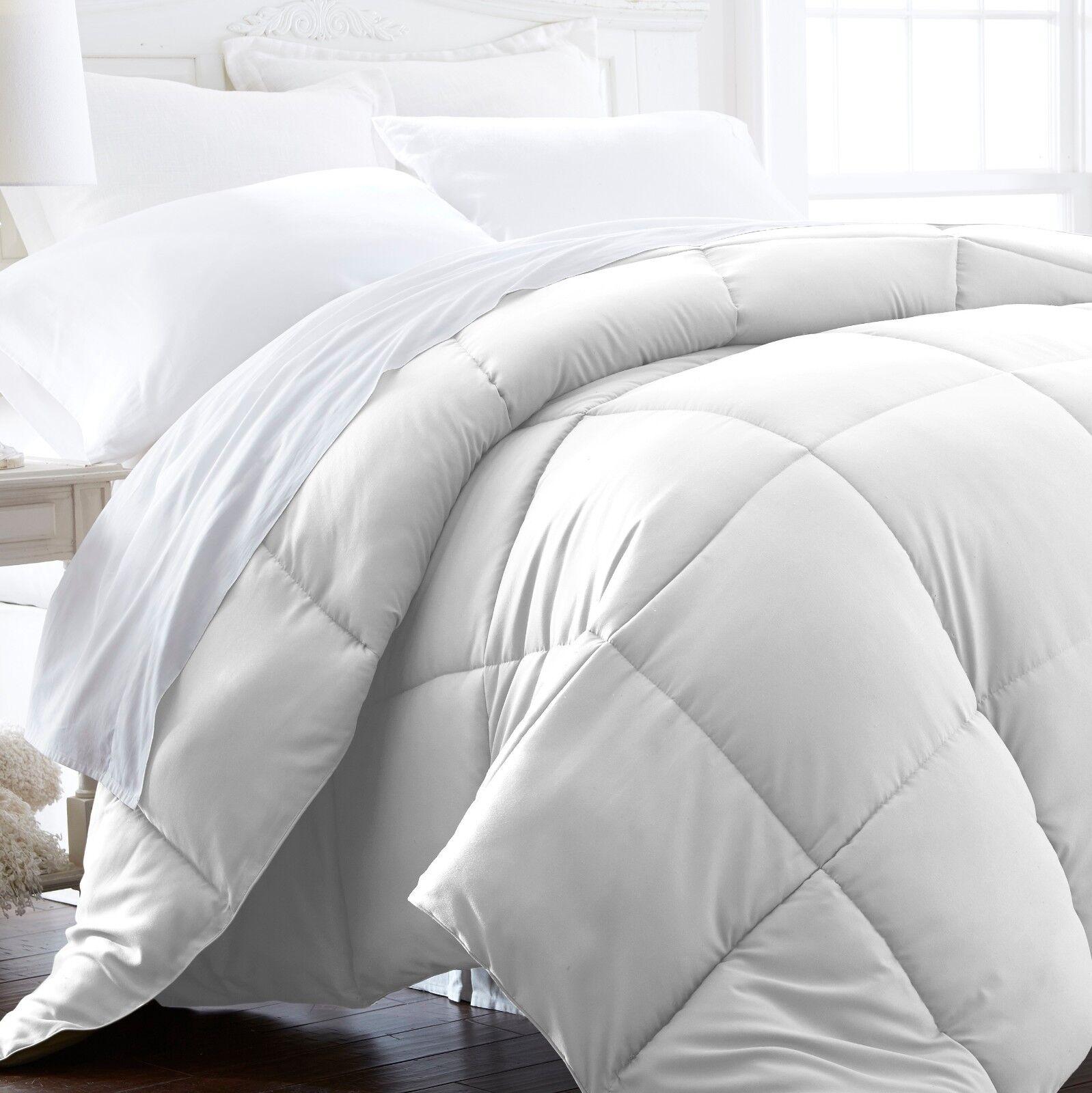 Ultra Soft Premium Goose Down Alternative Comforter - 6 Classic Colors