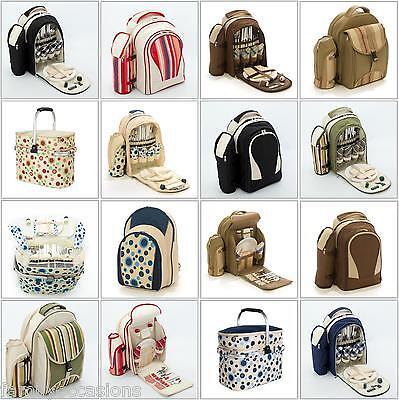 Picnic Backpack, Picnic Rucksack, Picnic Cooler Bag, Picnic Bag, Picnic Hamper