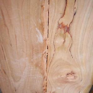 Lot-5-Figured-Cherry-Craft-Wood-Boards-Woodworking-Planks-Rustic-Furniture-Stock