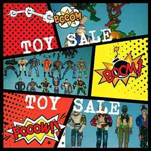 Toy Pop up Sale - Midday - 4pm SAT 30TH JULY Bethania Logan Area Preview