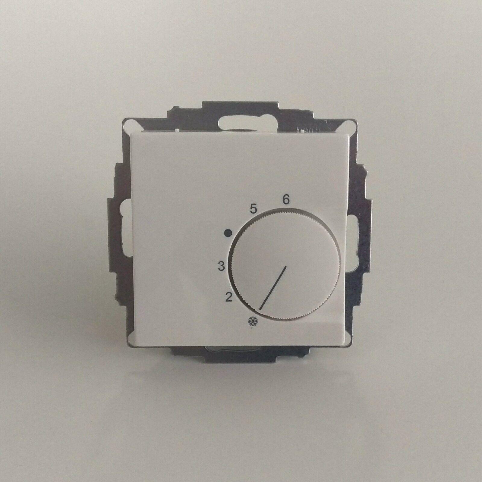 Up Thermostat Raumthermostat Fussbodenheizung Raumregler Gira Jung