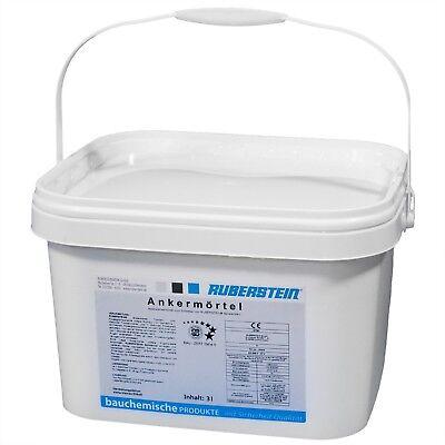Orig. Ruberstein® Ankermörtel standard 2K, 6 kg zum Einbetten der Spiralanker  (Spiral-anker)