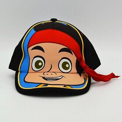 Disney Jr. Captain Jake and Never Land  Pirates Adjustable Toddler Cap Hat](Toddler Captain Hat)