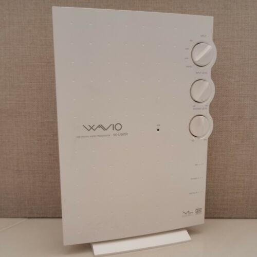 ONKYO WAVIO SE-U55SX USB Audio Processor External Sound Card