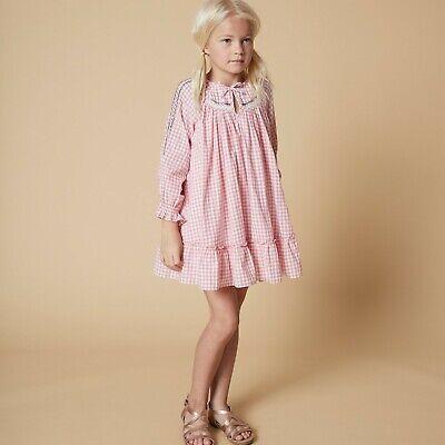Velveteen Girls Frankie Fruit Dress Size 10 years New $114.00