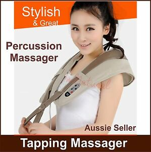 Massage-Wrap-Neck-Massager-Tapping-Full-Body-Shoulder-Waist-Back-Arm-Leg