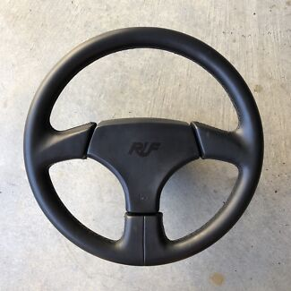 Genuine 1989 RUF Steering Wheel For Porsche 911 964 930