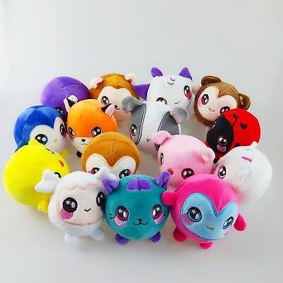 New in Box-Squeezamals by Squishamals- Blind Box Scented 4.99 each