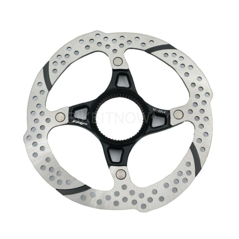 TRP 140mm Centerlock Rotor Heat Dispersion TRP-25 Bicycle Bike Disc Brake