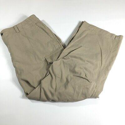 Ralph Lauren Polo Jeans Co. Men's Sz 42x30 Khaki Cargo Pants Military Surplus