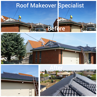 RMS Roof Makeover Specialist