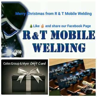 R & T Mobile Welding