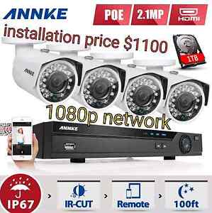 Cctv installations, & alarms by licensed installer Sunshine West Brimbank Area Preview
