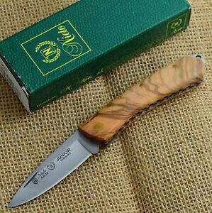 Navaja Nieto Linea Junior Olive Wood Gentleman's Folding Pocket Knife 393