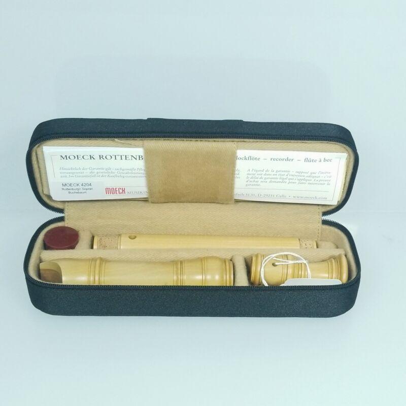 Moeck Rottenburgh Soprano Buchsbaum Boxwood R1119