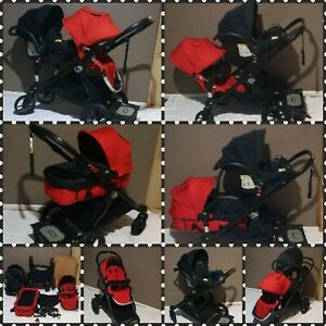 City select Package Baby Capsule, Bassinet & Toddlerseat, Gliderboard