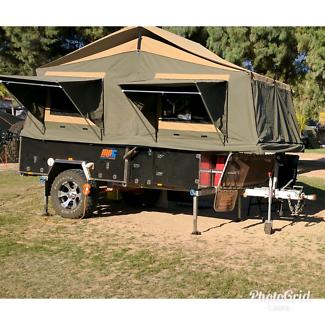 MDC Camper trailer