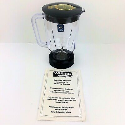 Kitchen Waring Commercial CAC102 Replacement Bar Blender Blade Repair Kit Waring Commercial Inc.