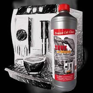 1L Premium Entkalker 1:20 Kaffeevollautomat Saeco/DeLonghi/Melitta/Nespresso®*