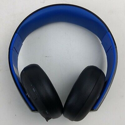 Sony CECHYA-0083 Gold Wireless Stereo Headset for PlayStation 4 -NO DONGLE-