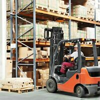 Forklift Operators & Warehouse Workers