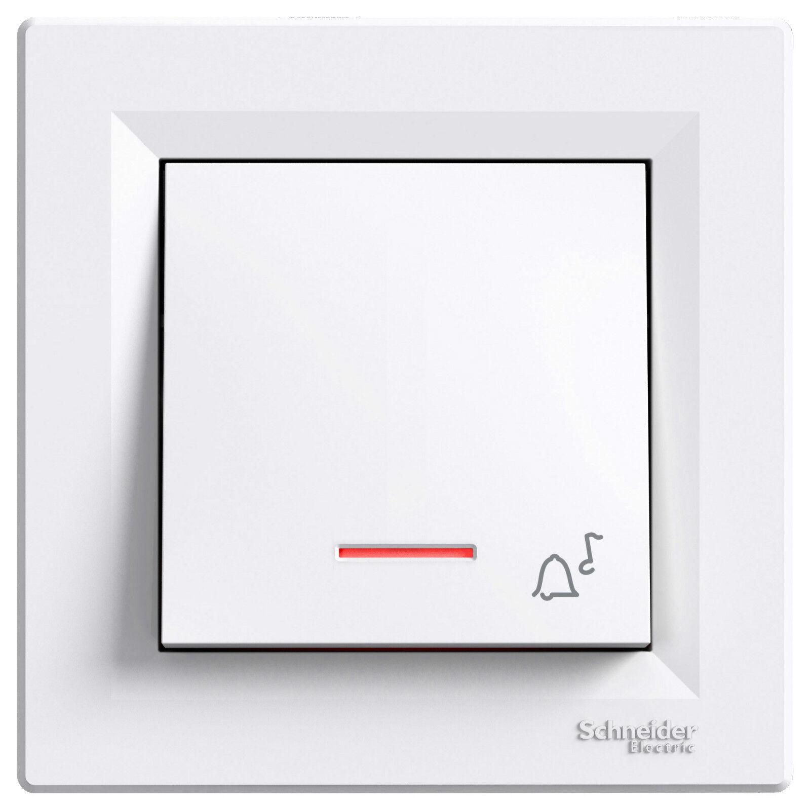 Asfora Klingeltaster mit LED