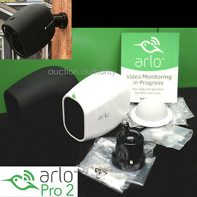 NEW ARLO PRO 2 Netgear 1080p Add-On Security Camera Wireless w SKIN >NO BATTERY<