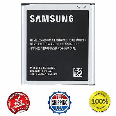 Original EB-BG530BBC 2600mAh Battery for Samsung Galaxy J5 J500 J500F SM-J5008