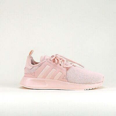 Adidas Originals Big Kid's X_PLR Shoes Icey Pink BY9887 e