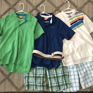 Puma golf clothes