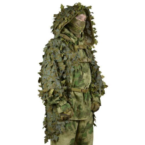 "Disguise Platform Ghillie ""Alligator 3D"" Viper Hood color Ratnik 6SH122 Autumn"