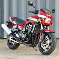 2001 KAWASAKI ZRX 1100R C4. SUPERB WELL CARED FOR LOW MILEAGE FSH EXAMPLE.