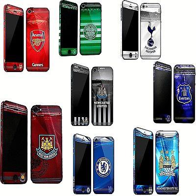 Apple IPHONE 5/5 S Lizenziert Fußball Mobiltelefon Haut Schutz Abdeckung ()